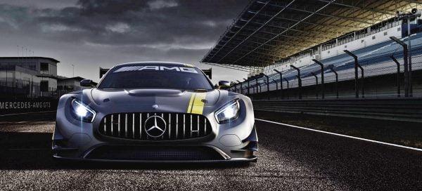 Mercedes-Benz MBZug, AMG GT3, Racing, Sim