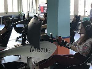 Sim, Racing, MBZug