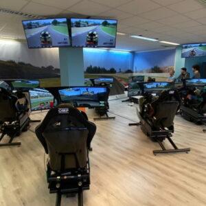 PolePosition, Simulatoren, Racing