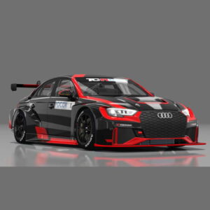Audi RS3 TCR Sim Simulator Racing Rennen
