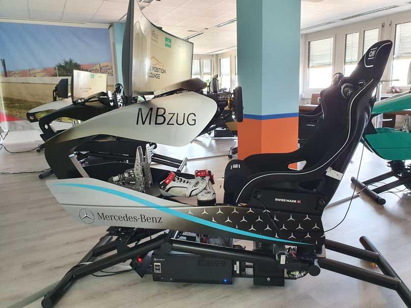 MBZug Simulator