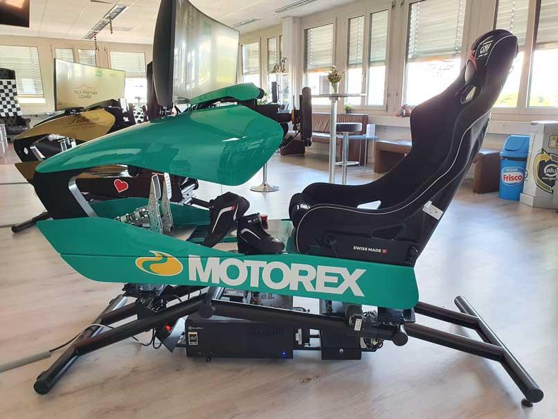 Motorex Simulator