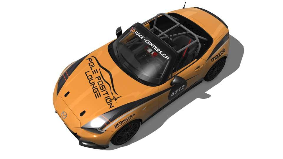 Mazda MX5 Poleposition