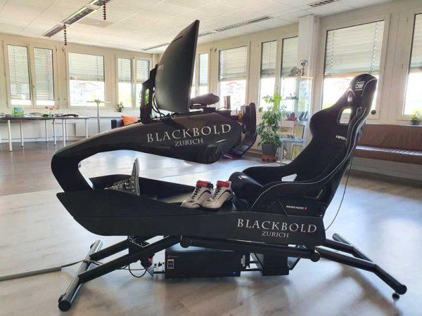 Blackbold Simulator