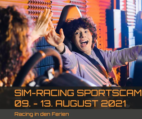 Summer camp, Simracing